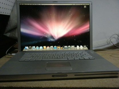 Apple PowerBook A1095 152 Laptop Super Clean Boots up intermittently 264489120150 2