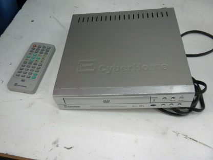 CyberHome CH DVD 300 DVD Player with remote 264607830870