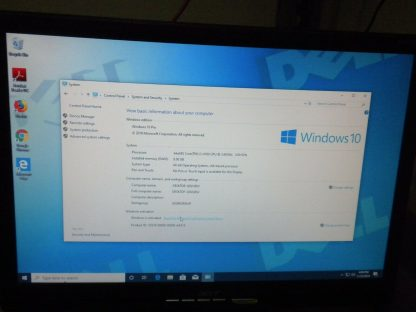 DELL INSPIRON 3847 Works Great Low Hours 274111128660 2