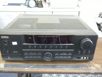 KLH Audio Systems R5100 Dolby Digital Surround AudioVideo Receiver Works 264570274140