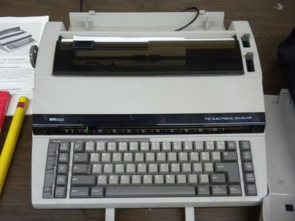 Sears SR2000 The Electronic Scholar Electric Portable Typewriter 274147837130 5