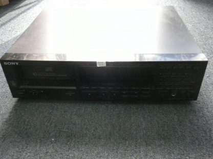 Sony 10 CD Changer DCP C910 Audiophile Quality Works Great 274147837140 3