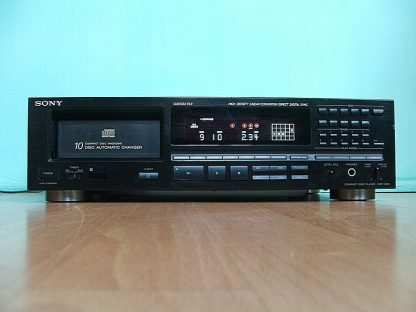 Sony 10 CD Changer DCP C910 Audiophile Quality Works Great 274147837140