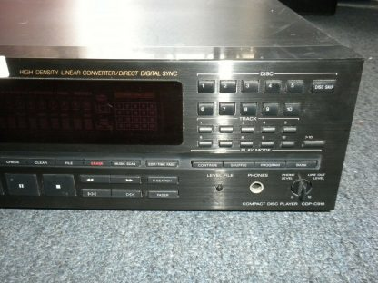 Sony 10 CD Changer DCP C910 Audiophile Quality Works Great 274147837140 5
