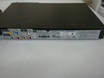 Sony DVP SR210P DVD Player REMOTE Works GREAT 264554365400 2