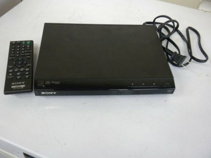 Sony DVP SR210P DVD Player REMOTE Works GREAT 264554365400
