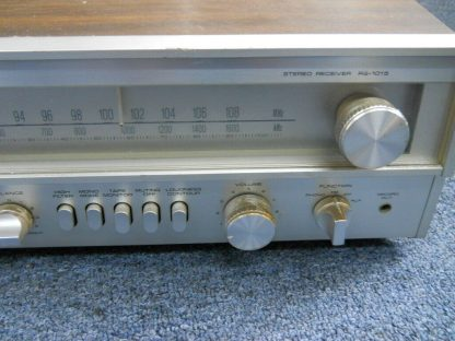 Super nice VINTAGE FISHER RS 1015 Receiver AM FM Wood Cabinet Runs Excellent 264716949660 3