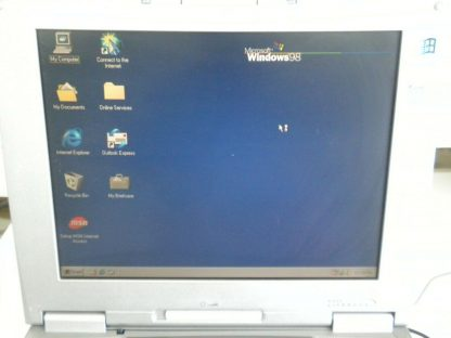 VINTAGE FUJITSU LIFEBOOK C353 Works Windows 98 264607168590 4