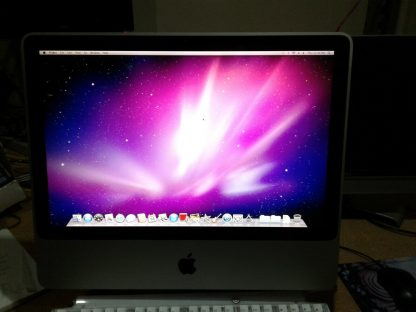 Apple iMac 20 Great Runs Snow Leopard 274647518571