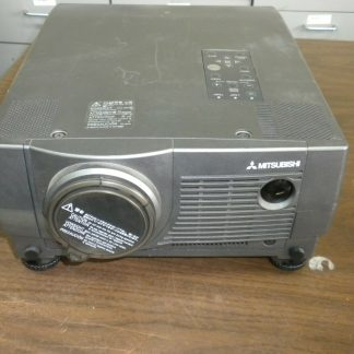 Mitsubishi LVP X400U LCD Projector Works Great 264594046351