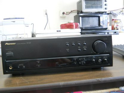 Pioneer SX 205 21 Channel 200 Watt Receiver Works 264580448061 3