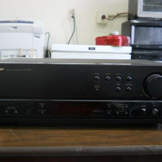 Pioneer SX 205 21 Channel 200 Watt Receiver Works 264580448061