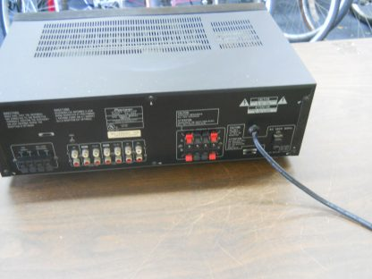 Pioneer SX 205 21 Channel 200 Watt Receiver Works 264580448061 5