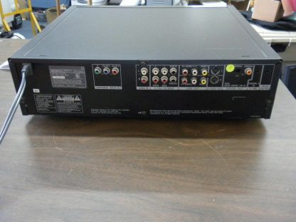 SONY DVP C600D 5 Disc DVDCDVCD PlayerChanger Works Great 264580448051 10