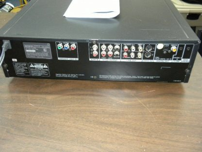 SONY DVP C600D 5 Disc DVDCDVCD PlayerChanger Works Great 264580448051 6