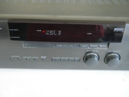 Vintage Kenwood VR 209 51 Channel Audio Video Home Theater Surround Receiver 274405633941 2