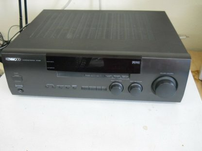 Vintage Kenwood VR 209 51 Channel Audio Video Home Theater Surround Receiver 274405633941
