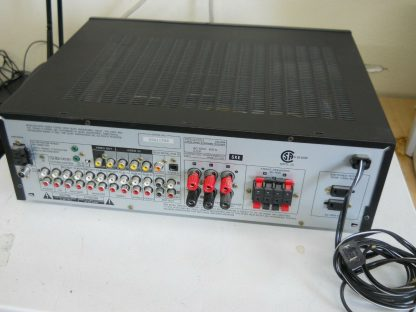 Vintage Kenwood VR 209 51 Channel Audio Video Home Theater Surround Receiver 274405633941 6