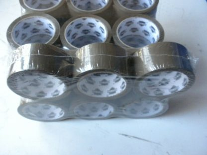24 Brown Tan Tapes 2 18Mi 55 yards Tan sealing packing Packing shipping 264522036522 2