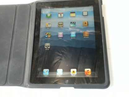 Apple iPad A1219 1st Gen 32GB Wi Fi 97in Black MB293LLA Good condition 264518639002