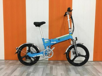Compact folding ebike Electric bike Men Women Teens Easy to Ride 264295742822 4