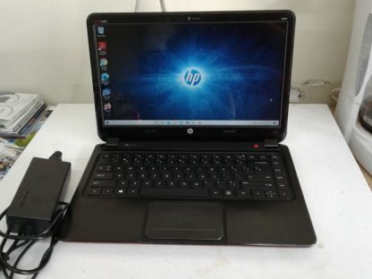 HP Envy 4 Intel i5 Black and Red Works Great Windows 10 Excellent 274508939272