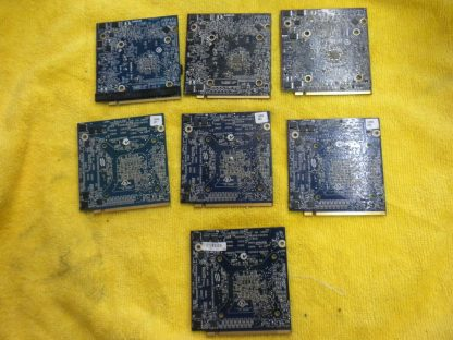 IMac Graphic Cards Lot Of 7 Unknown Assume Bad Sold As Is For Parts Or Repair 273861392862 4