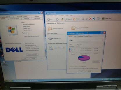 Inspiron 1501 PC Notebook Windows XP Home Works great 274476756242 3