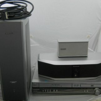 PANASONIC SA HT790V 350W Home Theatre with Speakers sb wa312 sb sa640 sb pc803 264580448062