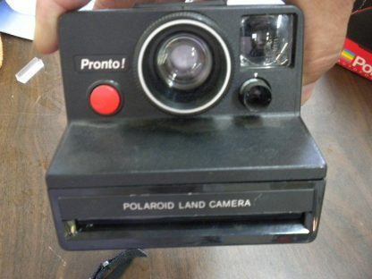 Polaroid PRONTO SX 70 Instant Film Camera Clean Works 264269624032 3