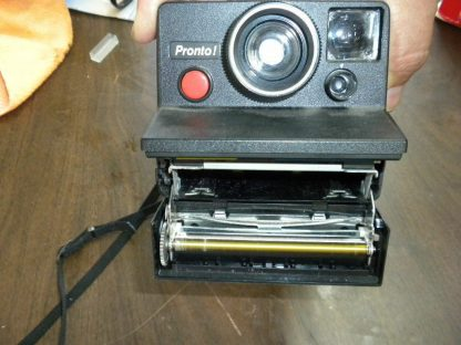 Polaroid PRONTO SX 70 Instant Film Camera Clean Works 264269624032