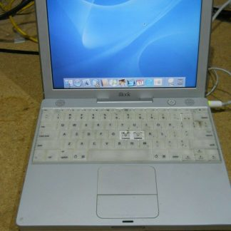 Apple iBook G3 500MHz 196MB RAM 15GB HDD READ 264762084863