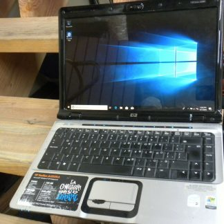 HP DV2000 DV2035 computer w Spanish keyboard Windows 10 Works 264489120143