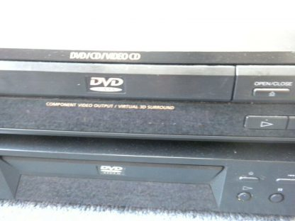 LOT Sony DVP NS300 DVP S560D DVD CD VCD Player Combo Audiophile Quality Great 273949770123 2