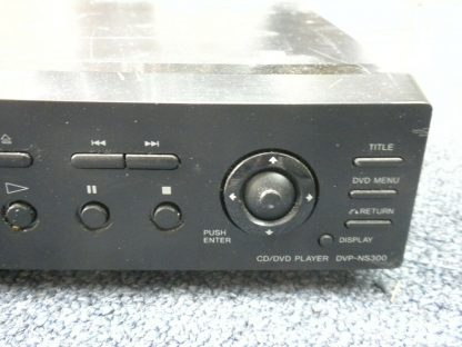 LOT Sony DVP NS300 DVP S560D DVD CD VCD Player Combo Audiophile Quality Great 273949770123 7
