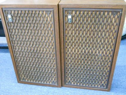 Rare Vintage Fisher 105 Audiophile Speakers SN 1 and SN 4 264716962503 9