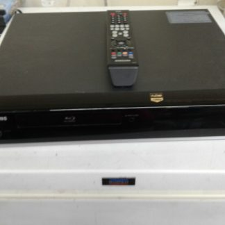 Samsung BD P1400 Blu Ray Disc Player w remote HDMI cable Works great 264845877113