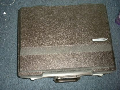 Smith Corona Coronet Super 12 Portable Electric Typewriter w Original Case 264263506353 8