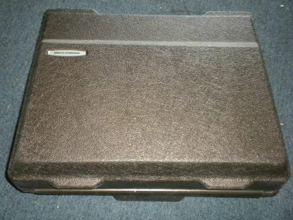 Smith Corona Coronet Super 12 Portable Electric Typewriter w Original Case 264263506353 9