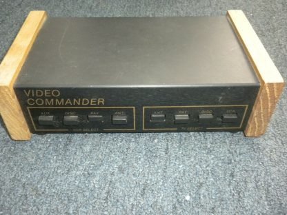 Vintage Electronics Video Commander model 26 home video system 273747967393 2
