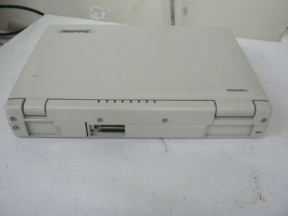 Vintage Toshiba Satellite T1960CS Laptop Rare Made in USA 1992 does not turn on 274156339413 4