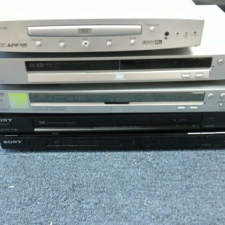 lot of 8 DVD players work great Sony Toshiba Philip KLH 264580448043