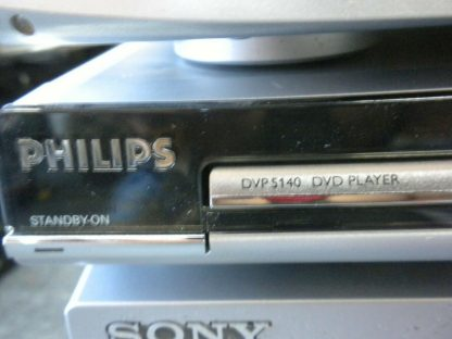 lot of 8 DVD players work great Sony Toshiba Philip KLH 264580448043 8