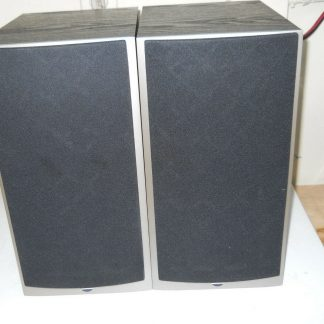 ATHENA TECHNOLOGIES AS B1 1 AUDITION SERIES Audiophile Bookshelf Speaker Pair 274417372934