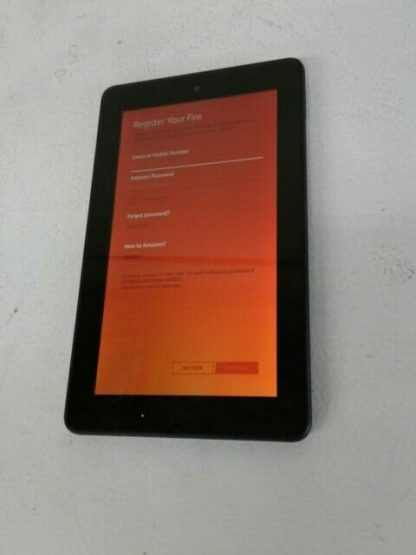 Amazon Kindle Fire 7 5th Generation 8GB Wi Fi 7in Black SV98LN Tablet NICE 274444472134