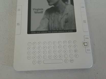 Amazon Kindle Model D00701 2nd Generation 2GB 3G 6in White eBook Reader 274444469734 2