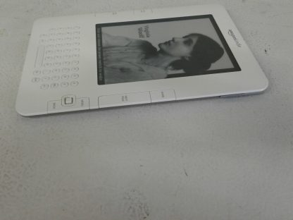 Amazon Kindle Model D00701 2nd Generation 2GB 3G 6in White eBook Reader 274444469734 6