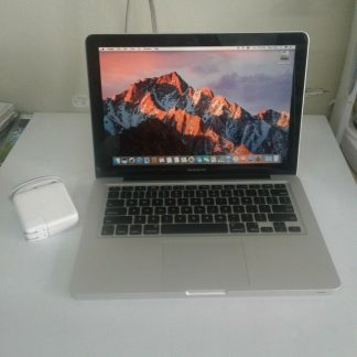 Apple MacBook Pro 133 inch Laptop 256SSD 8GB RAM Sierra Works GREAT 264889699934