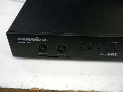 Panamax M4315 PRO Home Theater Bluebolt Power Conditioner w Bluebolt card As Is 274406457754 2
