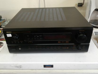 Vintage Denon AVR 3802 51 71 Home Theater Receiver Amplifier 240W channel 274537096444 4